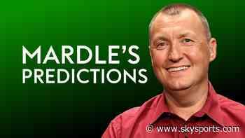 PL Darts predictions: Mardle vs Webster