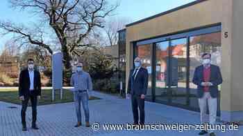 Corona-Testzentrum Wittingen ist eröffnet