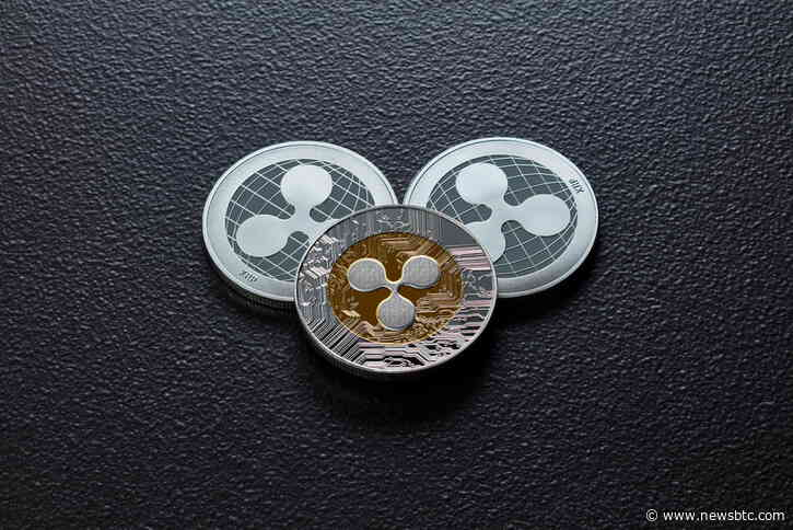 """XRP Re-Takes 4th Spot on CMC; Ripple Boss Says """"Today Was a Good Day"""""""