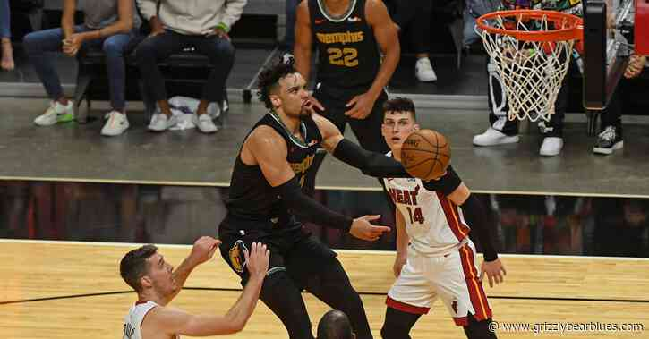 Report Card: Grizzlies turn up the heat in win over Miami
