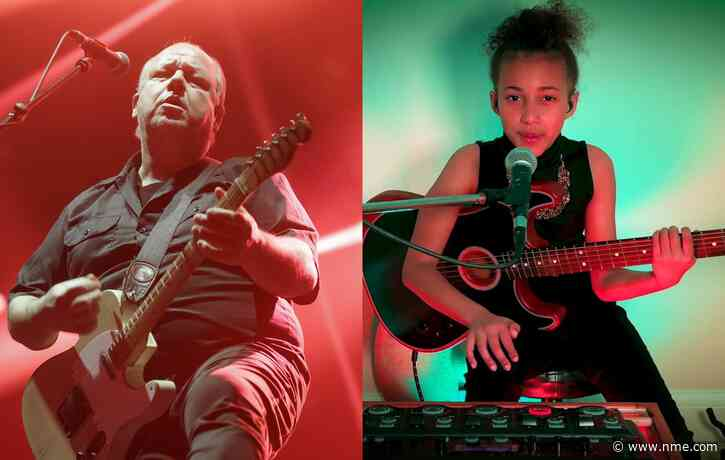 Pixies show their appreciation for Nandi Bushell's 'Where Is My Mind?' cover