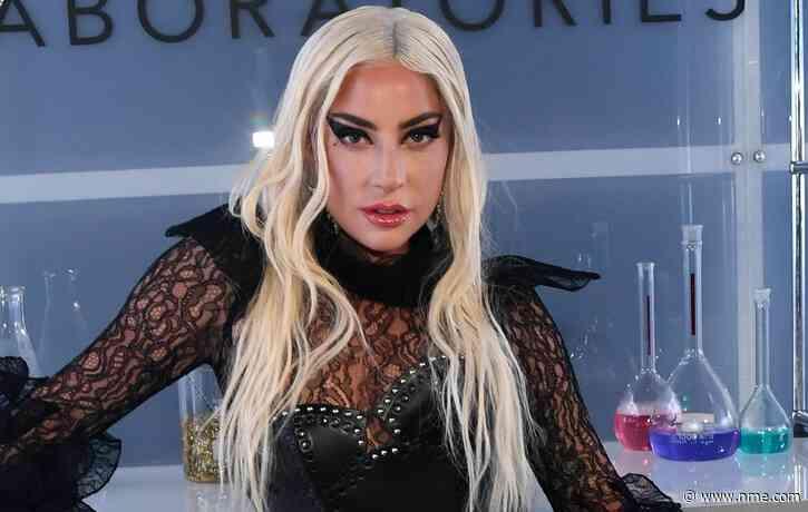 Lady Gaga releases high fashion short film 'Creative Freedom Is Power'