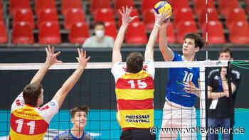 YoungStars unterliegen gegen Kriftel - volleyballer.de - Das Volleyball-Portal