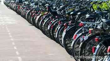 Redcliff RCMP sign on to 'community watch for your bike' - CHAT News Today