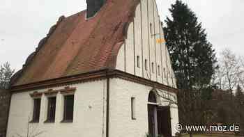 Kirche: Das Gotteshaus in Bad Saarow ist die Dorfkirche des Monats in Brandenburg - moz.de