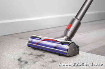 This Dyson cordless vacuum deal at Newegg is unbelievable