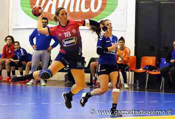 Jomi Salerno, finisce in parità il recupero della gara contro Oderzo. — Gazzetta di Salerno - Gazzetta di Salerno