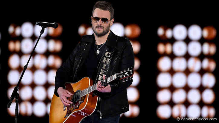 Eric Church Announces Indoor Concert At Ball Arena In Denver This Fall