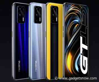 Realme GT, GT Neo smartphones to launch in India in May, confirms company