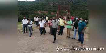 Evitan el desmonte del puente Las Delicias entre Alpujarra y Baraya - El Nuevo Dia (Colombia)