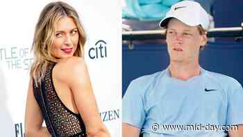 When Jannik Sinner went out for dinner with Maria Sharapova - mid-day.com