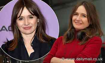Emily Mortimer says Covid has taught her not to take things for granted ahead of directing debut - Daily Mail