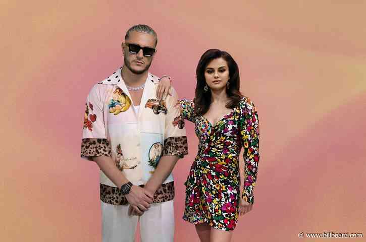 Selena Gomez and DJ Snake Kick Off 'Selfish Love' TikTok Challenge: Watch