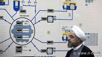 Atomabkommen vor der Rettung?: Berlin frohlockt nach ersten Iran-Gesprächen
