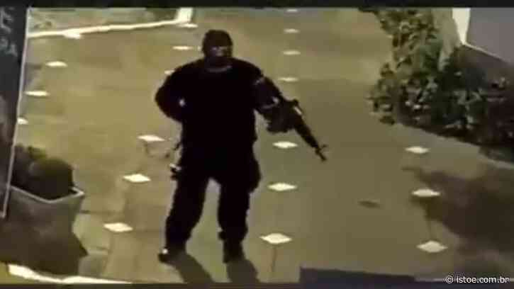 Criminosos explodem agências bancárias e causam tiroteio em Mococa - Istoe