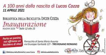 Da domenica biblioteca della bicicletta a Trevignano Romano - TerzoBinario.it