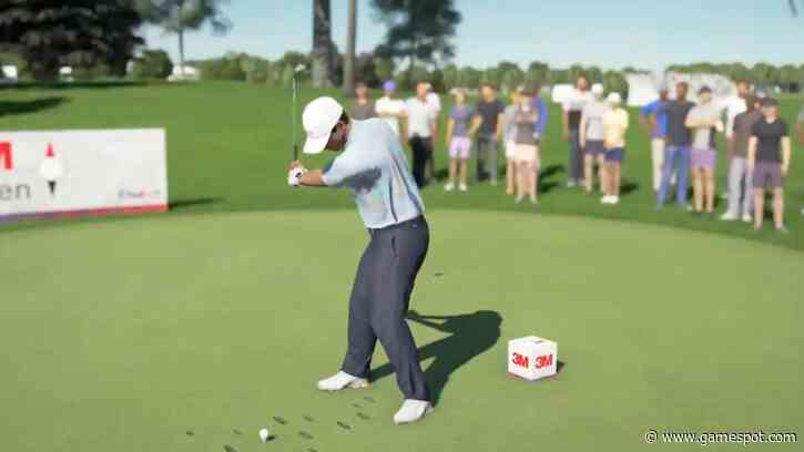 PGA Tour 2K21 DLC Adds New Gear From Puma And TravisMathew