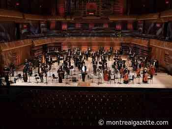 The Orchestre symphonique de Montréal returns to the stage with fresh concerts for the spring