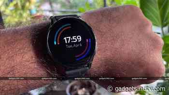 OnePlus Watch First Impressions: It's About Time - Gadgets 360