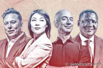 Forbes World's Billionaires List 2021: Jeff Bezos Tops for Fourth Consecutive Year, Elon Musk Ranks Sec... - Gadgets 360