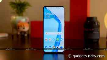 OnePlus 9, OnePlus 9 Pro Getting OxygenOS 11.2.3.3 Update in India With Camera, Battery Life Improvements - Gadgets 360
