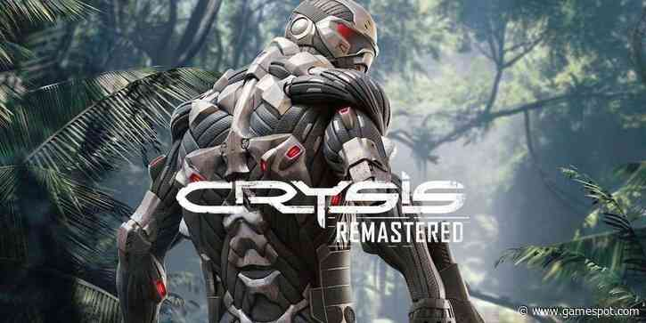 Crysis Remastered Next-Gen Update Adds Ascension Level On Consoles For The First Time