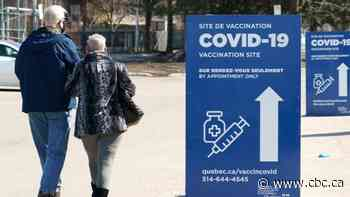 Quebec to start vaccinating essential workers, people with chronic illnesses