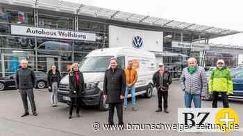 Ein neuer Crafter für die Wolfsburger Tafel