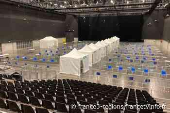 COVID 19 : à Aurillac, comment va fonctionner le centre de vaccination du Prisme - France 3 Régions