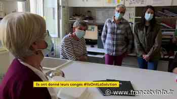 À Aurillac, des soignants offrent 1500 heures de congés à une collègue dont la fille est gravement malade - Franceinfo