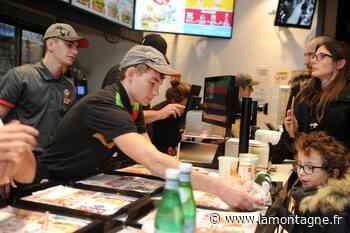 Un Burger King s'implante à Aurillac le 12 août, soixante-dix postes à pourvoir - Aurillac (15000) - La Montagne