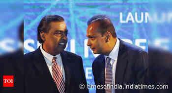 Sebi slaps Rs 25 crore fine on Ambani brothers, others