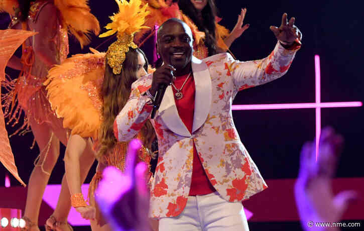 Akon announces plans to build second African city in Uganda