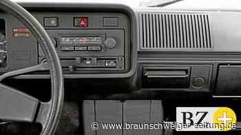 VW Golf: Vom Mono-Radio übers Kassettendeck zum Multi-Tool