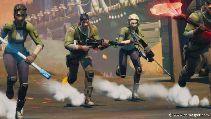 Fortnite Reboot A Friend Offers Rewards For Recruiting Lapsed Players