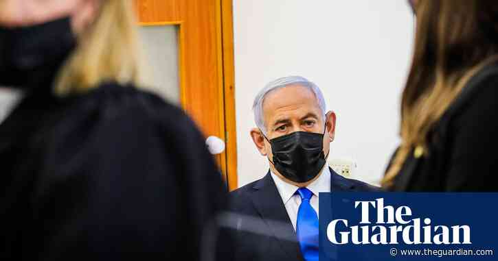 Netanyahu's corruption trial resumes as political future remains unclear – video