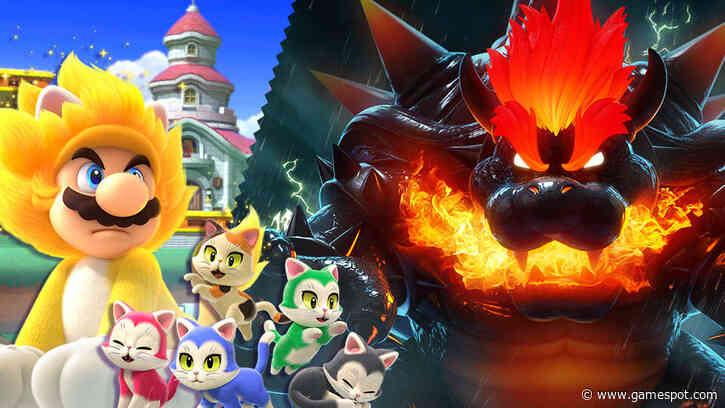 Super Smash Bros. Ultimate Adds Bowser's Fury Spirits This Week