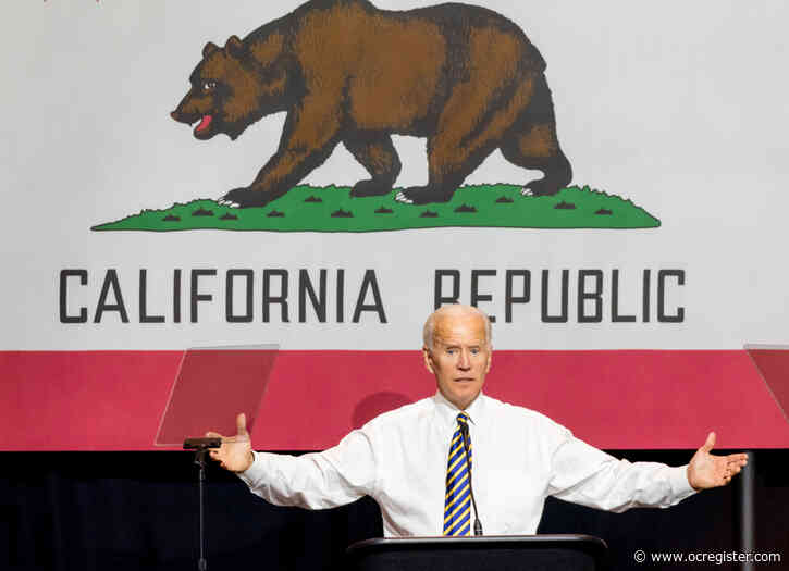 Joe Biden's California Dream