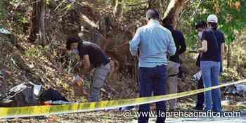 Encuentran cadáver de una mujer en Chirilagua - La Prensa Grafica
