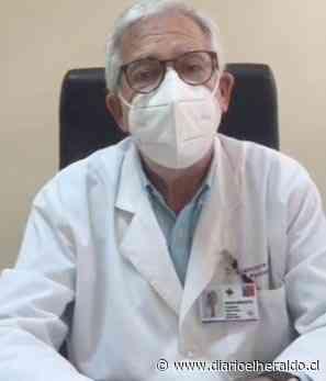 Doctor Francisco Azócar confirmó reducción de atenciones en el CDT de Linares - Diario El Heraldo Linares