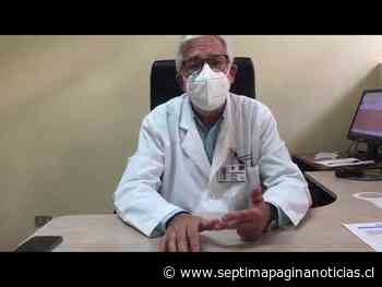 (VIDEO) Hospital de Linares readecua atenciones por alta demanda de pacientes Covid-19 - Septima Pagina