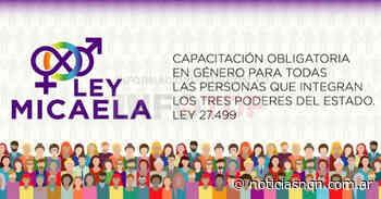 San Martin de los Andes comienza las capacitaciones obligatorias sobre la 'Ley Micaela' - Noticias NQN
