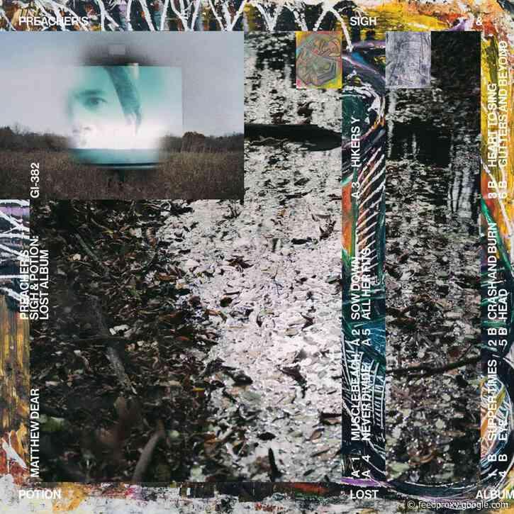 """Matthew Dear Unearths 2008 """"Lost Album"""""""