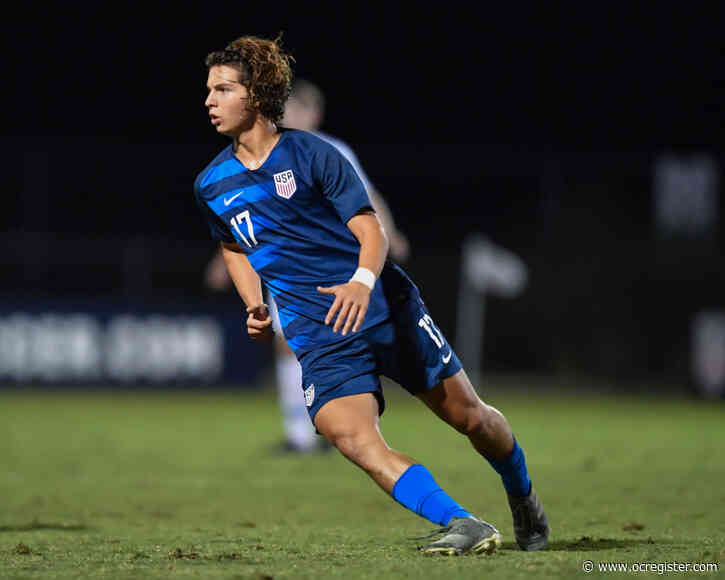 Orange County SC adds U.S. youth international Jack Imperato