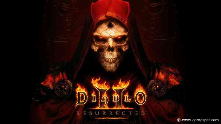 Diablo 2: Resurrected Technical Alpha -- Start Date And How To Sign Up