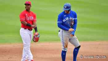 Blue Jays' George Springer suffers another injury in rehab