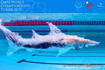 CMAS Finswimming World Championships 20/21. Tomsk, Russia – SPORTALSUB.NET - Sportalsub.net