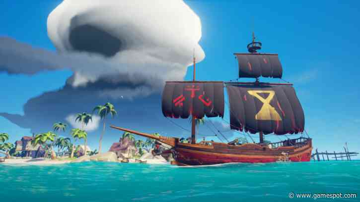 Sea Of Thieves Season 2 Teaser Surfaces, Lets You Hide In A Barrel