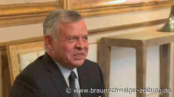 """Jordaniens König: Politische Krise """"ist vorbei"""""""