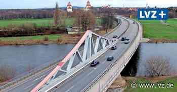 Muldebrücke in Wurzen wird zum Nadelöhr für Autofahrer - Leipziger Volkszeitung